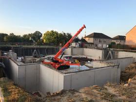 Betonwerken   D'Haene