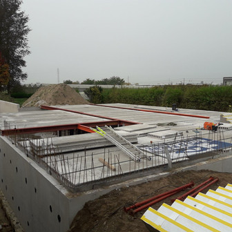 Betonkelders West-Vlaanderen Oost-Vlaanderen