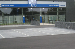Marquain : Parking X2O
