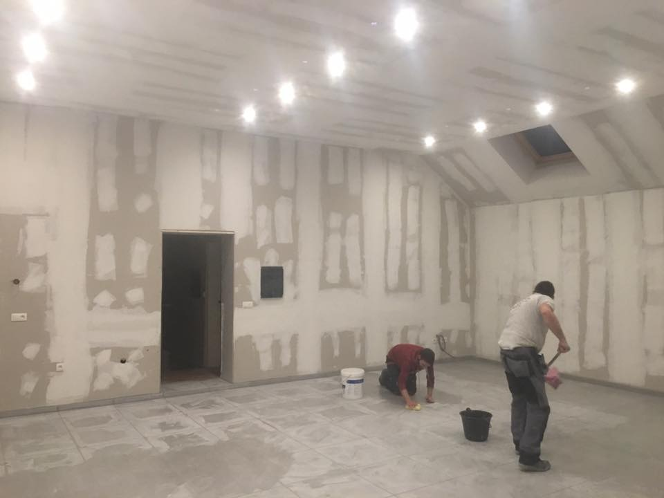 Totaalrenovatie zolder Bertem5