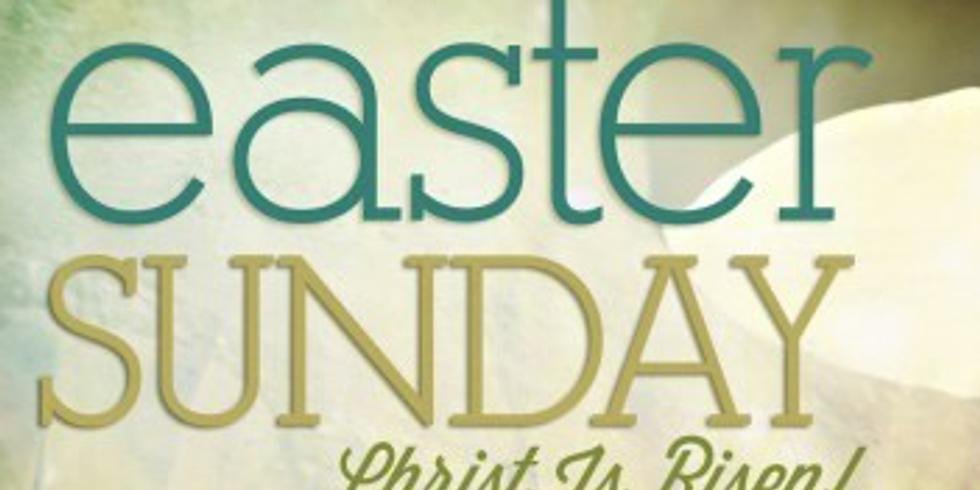 Easter Breakfast/Service