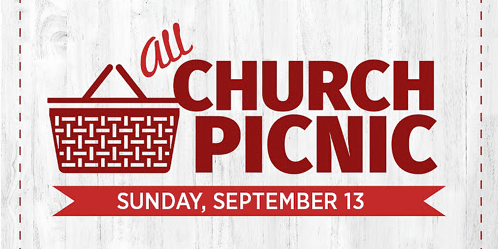 Church Picnic & Rally Day
