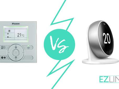 Proprietary DUMB Thermostats vs SMART