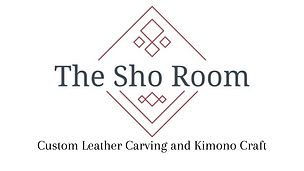 Custom Leather carving and Kimono Craft.