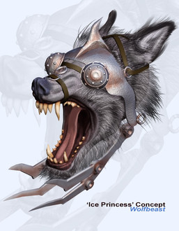 wolf concept