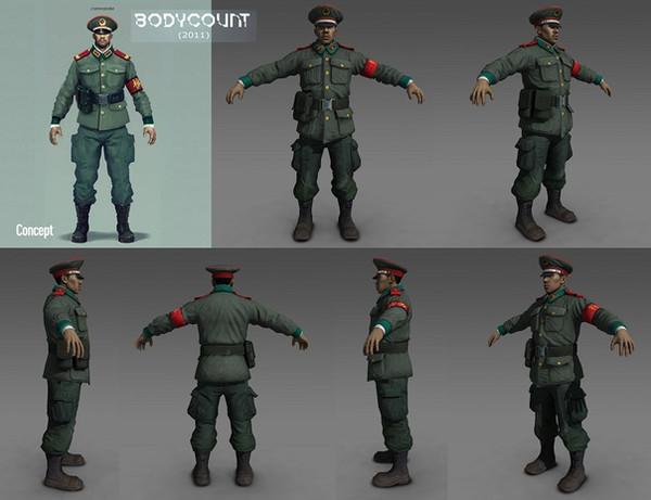 Nigerian Officer