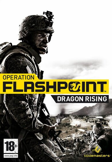 Operation Flashpoint: Dragon Rising (2009)