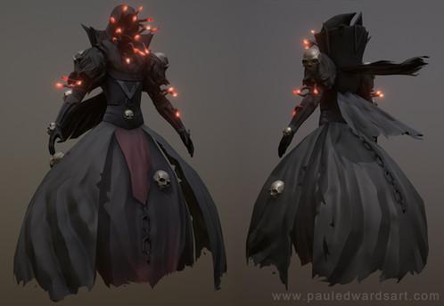 female wraith
