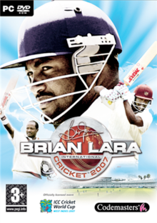 Brian Lara Cricket (2007)