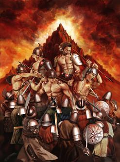 The Battle (final)