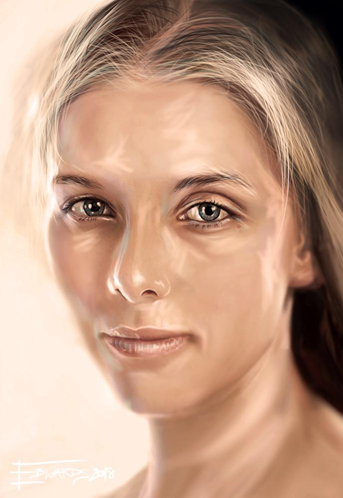 Portrait of Sam