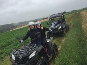 Rando quad et buggy