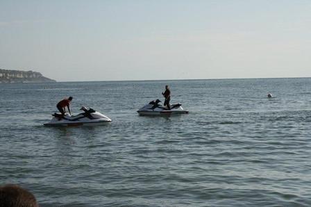 activités jet ski