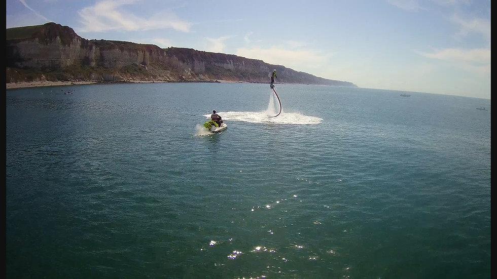 Initiation Flyboard