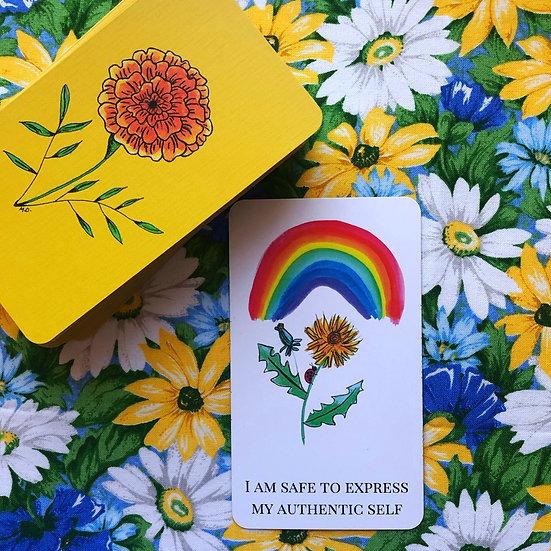 1 Affirmation Card Reading