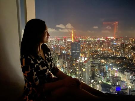 The Ritz-Carlton tokyo💖ホテルステイ꒰*  ॢꈍ◡ꈍ  ॢ꒱.*˚‧♡