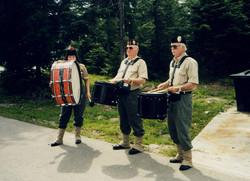 The first drumline 2000