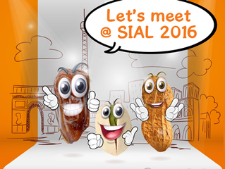 SIAL PARIS 2016 Here We Come...