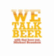We talk beer