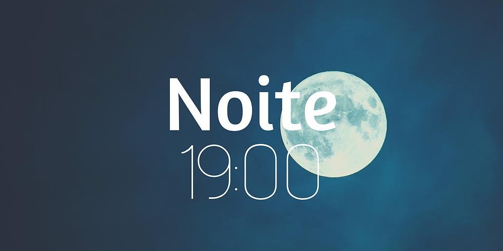 Culto de Santa Ceia Noite Domingo (01 Novembro 2020)