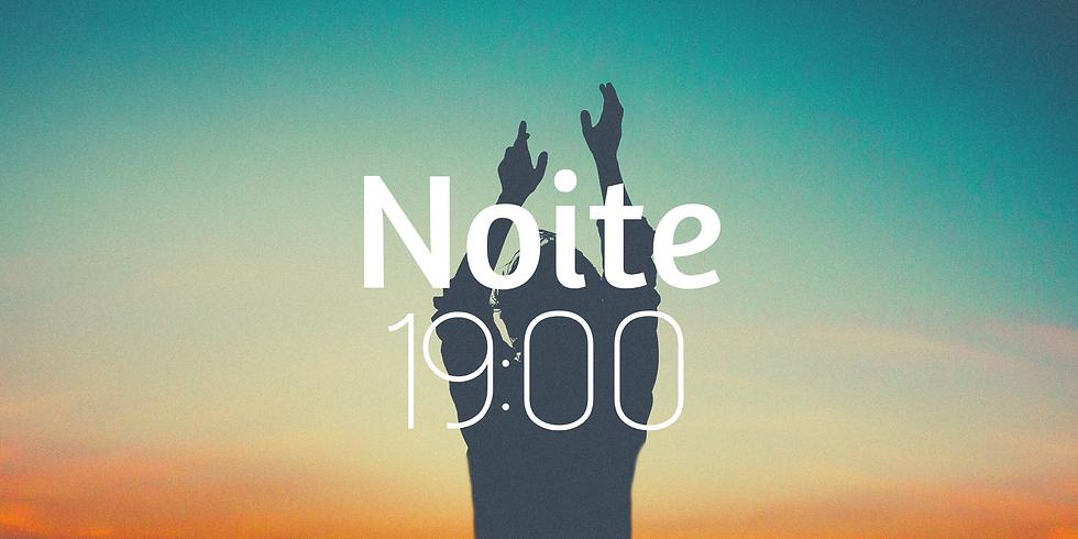 Culto Domingo Noite (09 de Agosto)