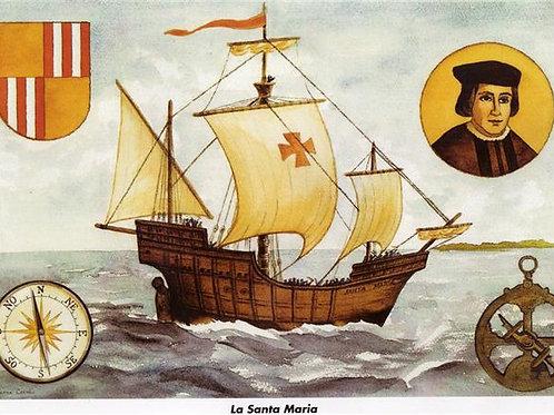 Dossier CAP Voyages et découvertes : C. Colomb et la découverte de l'Amérique