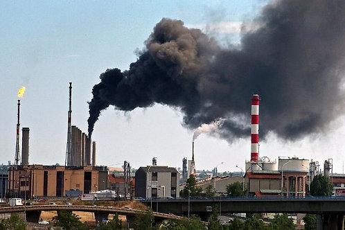 Dossier CAP Géo : Les sociétés face aux risques : Lyon le couloir de la Chimie