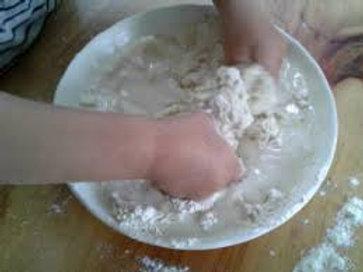 Modèle FICHE EP1 CAP AEPE ACTIVITE CRECHE la pâte à sel