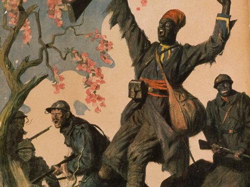 Dossier CAP Histoire Guerres et conflits L'armée coloniale dans la 1er Guerre M