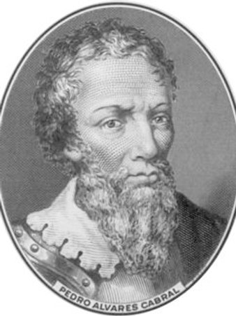 CAP Voyages et découvertes du XVI au XVIII : Cabral découvre le Bresil