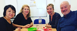 Group lessons, french lessons, easy french, fun lessons, french tutor
