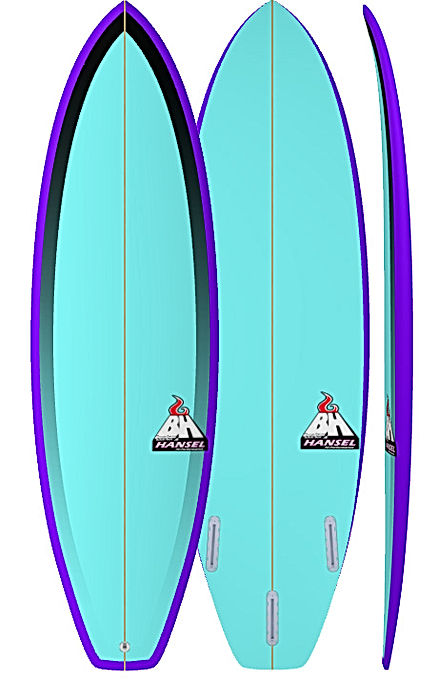Bali Custom Surfboards Bruce Hansel