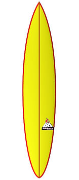 Big Gun Bali Custom Surfboards Bruce Hansel