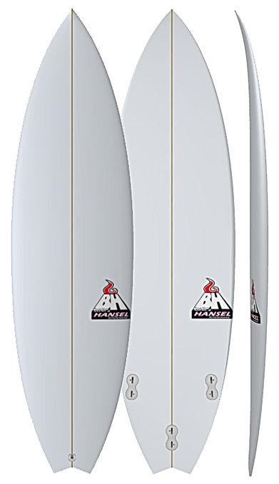 New Whip Bali Custom Surfboards Bruce Hansel