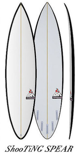 Bali Custom Surfboards Bruce Hansel