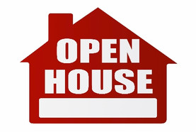 Open house this Weekend 1 to 4 pm in two locations