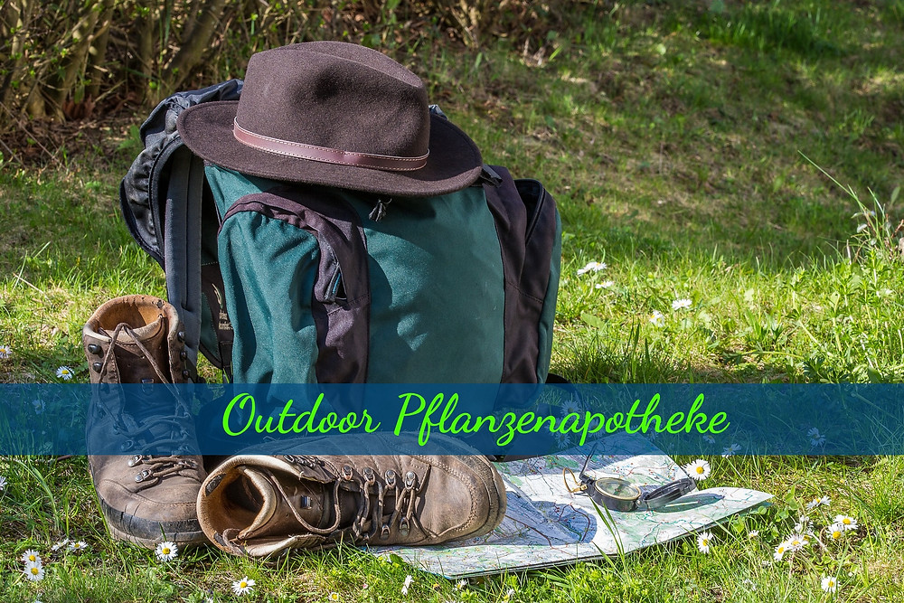Outdoor Naturapotheke