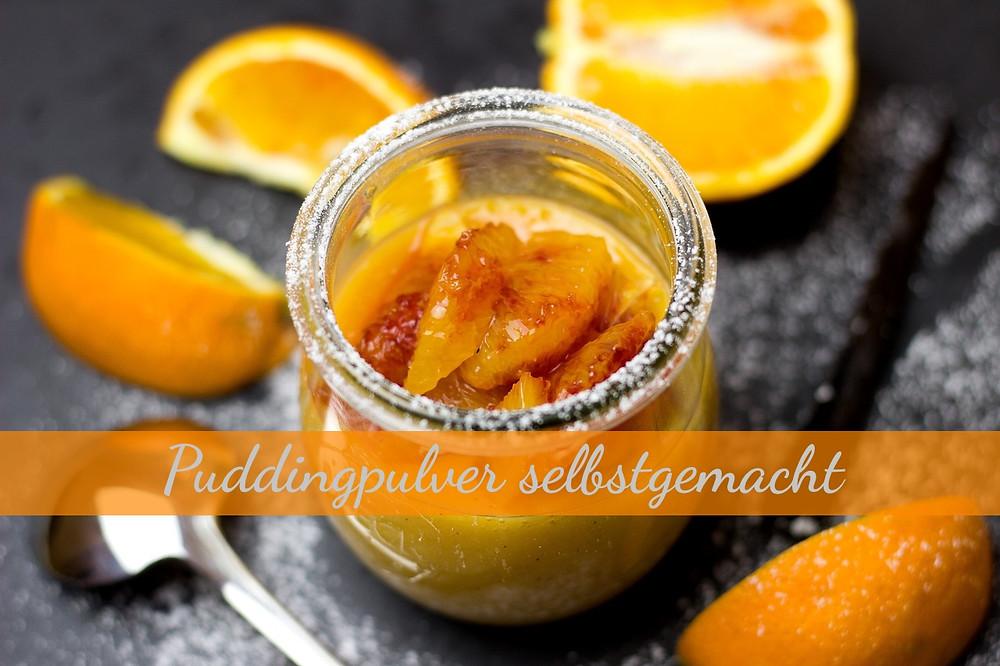 Winterpudding mit Zimt, Nelken und Orangen