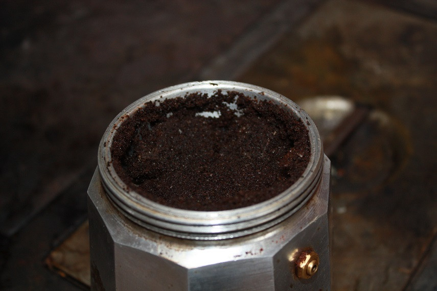 Was tun mit dem Kaffeesatz?