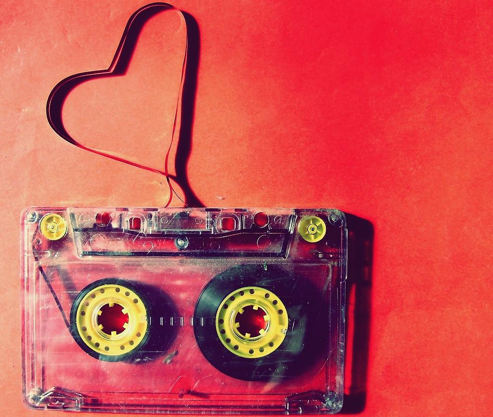 Musik Kassette