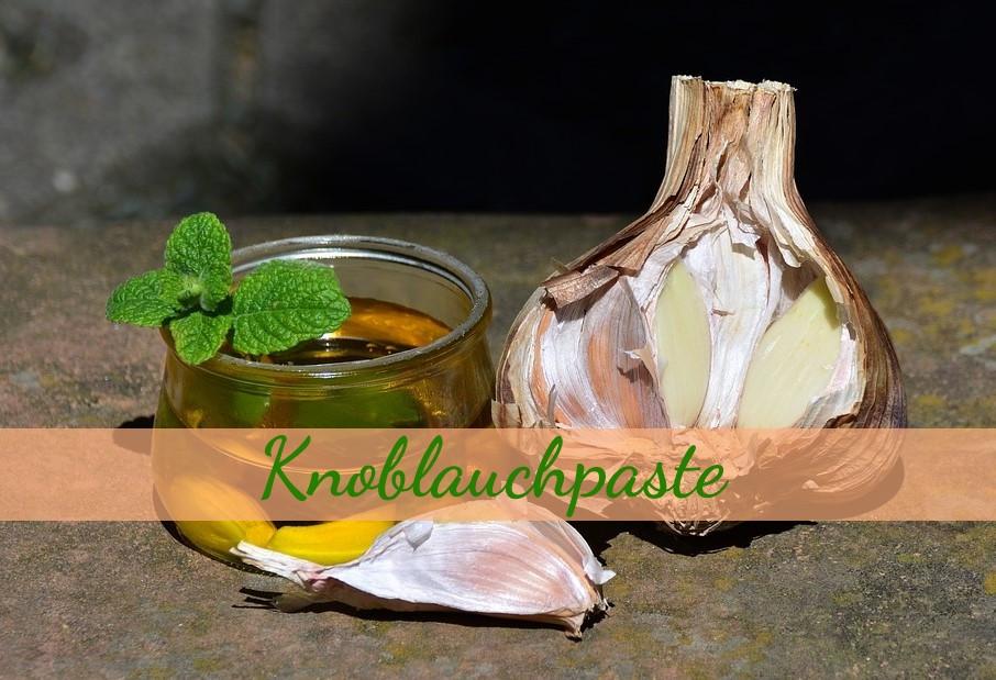 Gesunde Knolle - Knoblauch