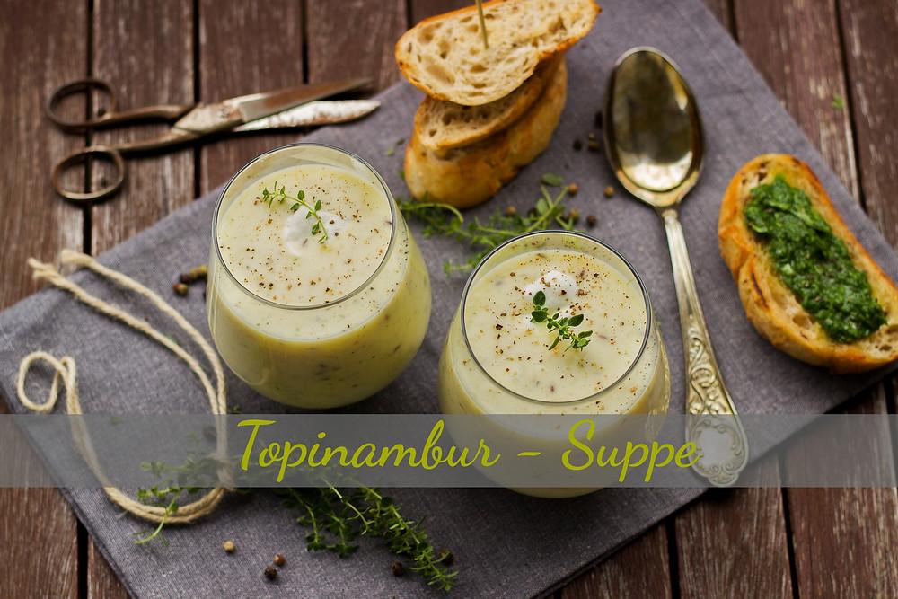 Topinambur Suppe