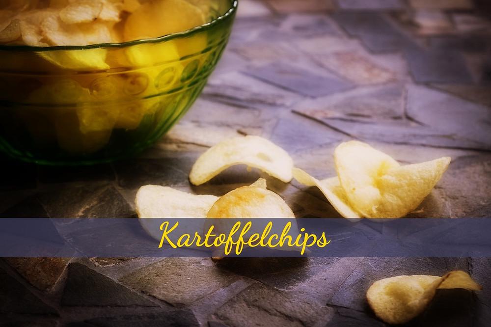 """""""Gesunde Kartoffelchipp, ohne Konservierungsmittel"""