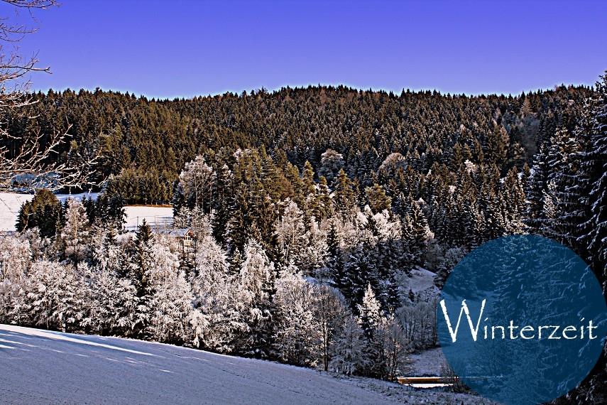Der Winter in meiner Heimat