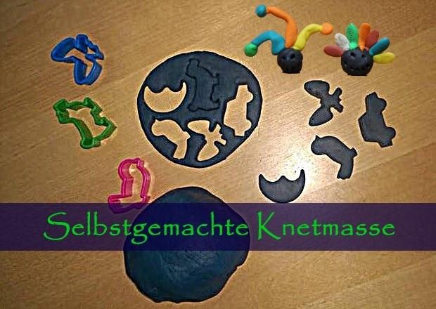 Knetmasse von Bettina Hickersberger