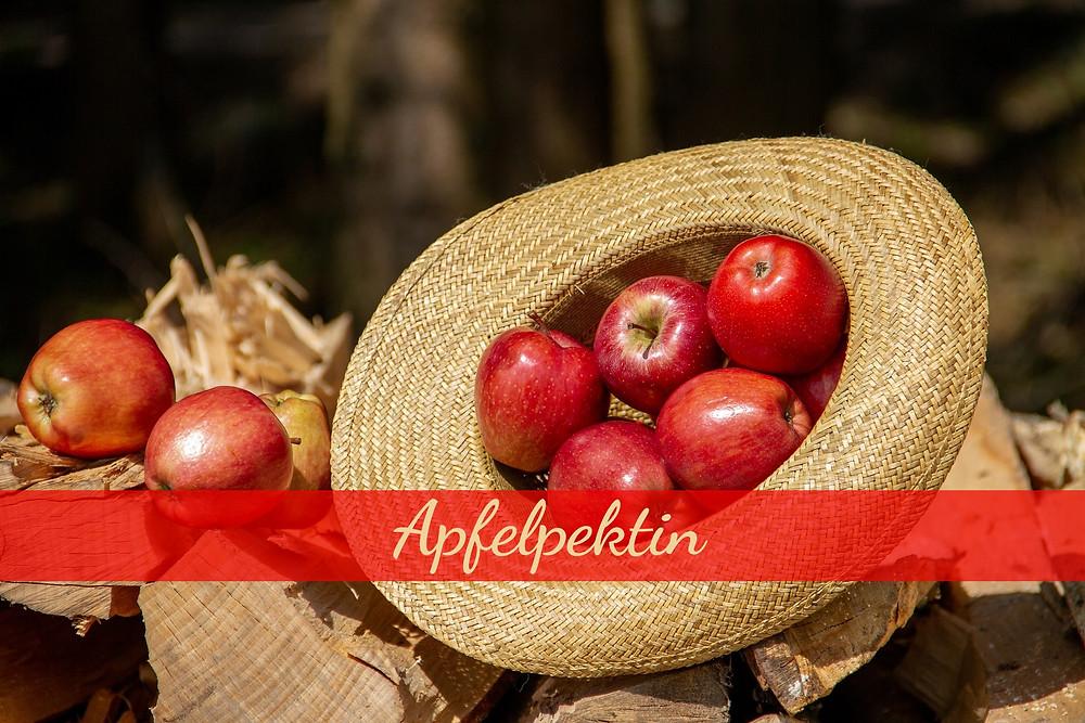 Aus Äpfeln Geliermittel herstellen