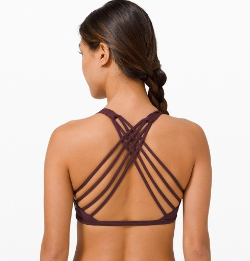 Free To Be Wild from lululemon