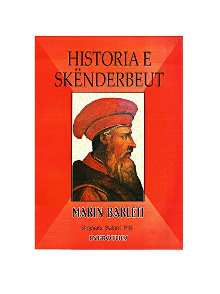 Historia e Skënderbeut - Marlin Barleti