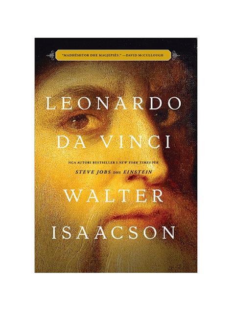 Leonardo Da Vinçi -Walter Isaacson