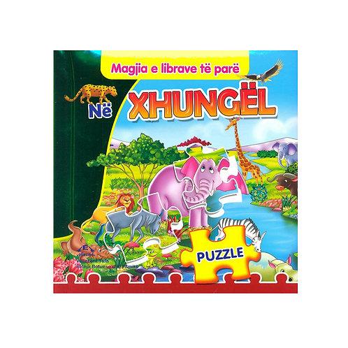 Magjia e librave të parë - Në Xhungël